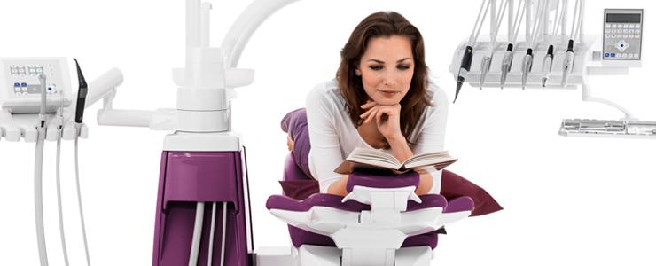 KaVo E70 behandlingsenhed til tandlægeklinikken