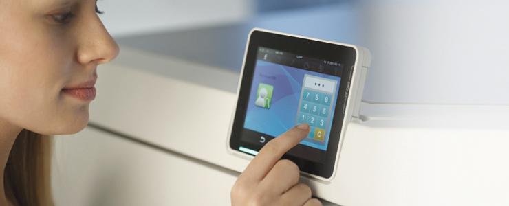 Melag Cliniclav 45 med touch panel
