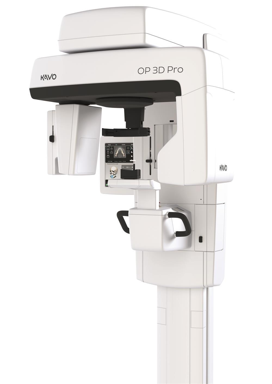 OP 3D Pro røntgenløsning fra KaVo