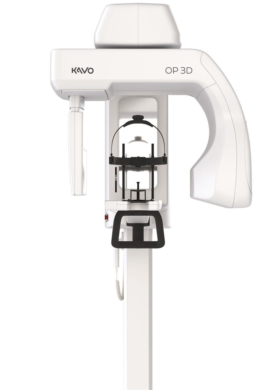 OP 3D røntgen apparat fra KaVo